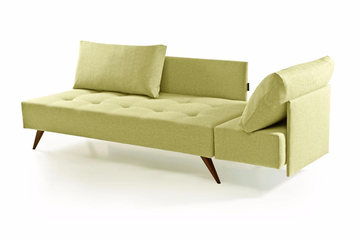 canap m ridienne scandinave 2 places tissus petite profondeur 70. Black Bedroom Furniture Sets. Home Design Ideas